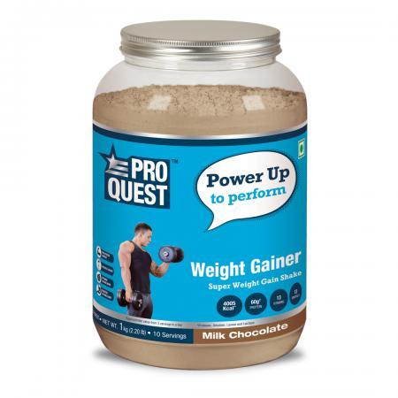 Weight gainer chocolate 1kg